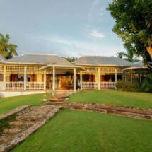 Main Villa Front Exterior