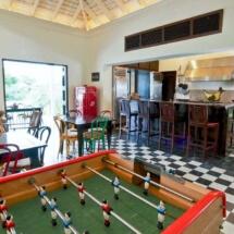 Tennis Pavilion Entertainment Center and Kitchen