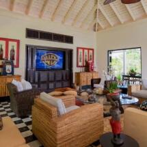 Tennis Pavilion Living Room
