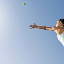 Tennis at Villa Janus or Round-Hill