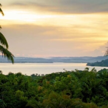View of Montego Bay from Main Villa